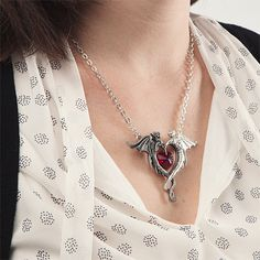 Jewelry for A Unique Valentine's Day - Geek Decor