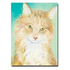 Have to have it. Willard Canvas Art by Pat Saunders-White - $140.99 @hayneedle.com