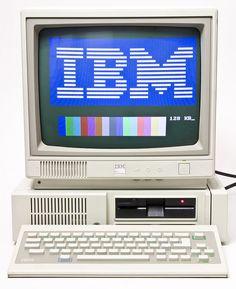 IBM PCjr.