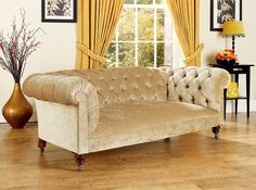 Exceptionnel Reupholstered Chesterfield.   Reupholstered Furniture   Pinterest    Chesterfield And Case Study