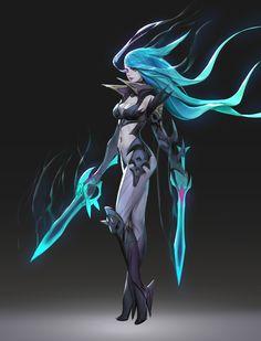 Death Sworn Katarina | Служительница смерти Катарина @League of Legends | Лига Легенд #LoL #ЛоЛ