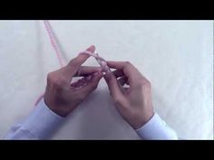 CROCHET HOW-TO: Back Bump Behind the Chain - YouTube