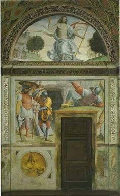 Bernardino Luini. Chiesa di San Maurizio (Milano)