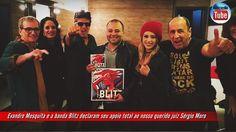Evandro Mesquita e a banda Blitz declaram seu apoio total ao nosso queri...