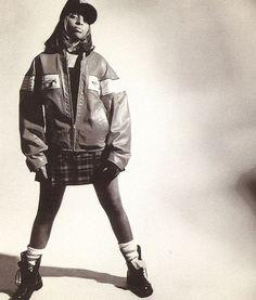 Mary J. Blige - circa 92