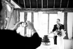 Jaime and Chris — A #wedding at the ClockBarn