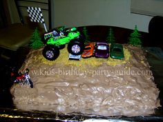 Image detail for -Kids Free Monster Truck Printables - Welcome To True Romance