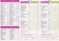 Démarrage Express journées 6 et 7 - Menu Weight Watchers, Weigh Watchers, Menu Express, Healthy Life, Healthy Living, Vigilante, Life Inspiration, Healthy Recipes, Messages