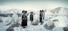 Tribu Ladakhi -India-