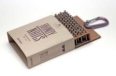 #packaging : le distributeur de clous pour le charpentier/menuisier