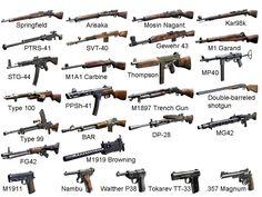 Картинки по запросу realistic weapons models