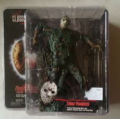NECA Cult Classics Series 1: Friday the 13th VII Jason Voorhees Action Figure #NECA