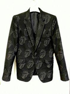 ギャルソンのストーンズジャケット このジャケットをおしゃれに着こなす方法を考えました