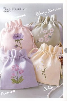Japanese embroidery embroidery pattern flower от LibraryPatterns