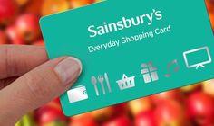 Sainsburys gift card