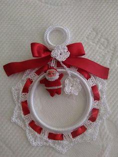 ...le mie CREAZIONI: Ghirlande natalizie - Fuoriporta - Salvabrani
