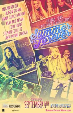 Directed by Roman White. With Megan Nicole, Alyson Stoner, Anna Grace Barlow, Ryan McCartan. Three best friends make the most of their last summer weekend together before going their separate ways to college.