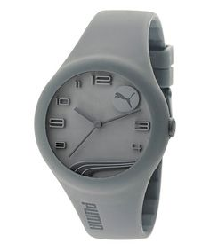 Gray Form Watch - Women by PUMA on #zulily