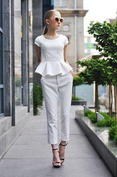 Blanco Total | Ella es Fashion