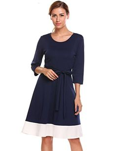 b0529f5d81 SummerRio Women s Sweet Cute Stylish Cotton Casual Plus S... https