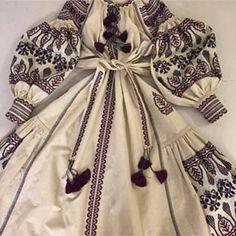 Embroidered boho dress # Ukrainian dress # summer # high fashion