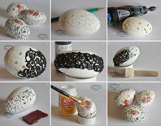 eggs decoration easter ideas