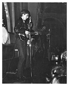 THE SOURCE - The Savage Young Beatles - Late 1961 - Early 1962 - The Tower Ballroom