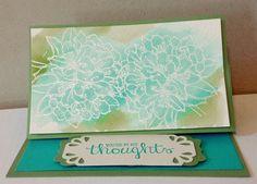 SU: Best Thoughts Hostess Set, Watercolor & Heat Emboss
