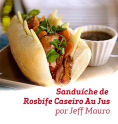 Jeff Mauro dividiu com a gente essa idéia deliciosa, vem dar uma olhada!
