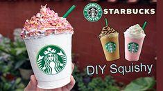 Diy Squishy Starbucks fatti in casa | DIY How To Make Squishy Starbucks Frappuccino ✿   Tutorial: Oggi facciamo un carinissimo Squishy Starbucks con l'Espak Soft ! Guarda il video qui: https://youtu.be/oCNuM0N9id4