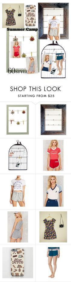"""""""vintage Camp remember"""" by lillialessandra ❤ liked on Polyvore featuring Dot & Bo, Camp Collection, Billabong, Tommy Hilfiger, vintage, summercamp and 60secondstyle"""