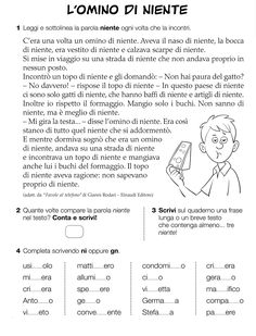 There are lots of ways to learn a language, but nothing can beat actually visiting and studying in the country where the language is spoken. Daily immersion in the language and culture is the key to gaining proficiency in a language. Italian Lessons, Dyslexia, Primary School, First Grade, School Projects, Language, Teaching, Speech Language Therapy, Learning Italian
