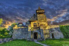 Castle Ostrozac near Bihac, Bosnia & Herzegovina.