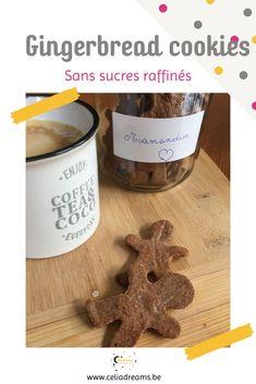 Testez ma recette de gingerbread cookies ( petits bonhommes de pain d'épice) sans sucres raffinés. Idéal pour ceux qui suivent le régime cétogène ou low carb, ces petits #biscuits accompagnent à merveille un café, un chocolat chaud servi au goûter ou en dessert. Je les offre aussi comme #cadeau personnalisés pour Noël en les mettant dans une jolie boîte. #gingerbread #cookies #christams #noel Cookies Et Biscuits, Cacao Cru, Girl Cooking, Gingerbread Cookies, Dog Bowls, French Girls, Dessert, Lifestyle, Desserts