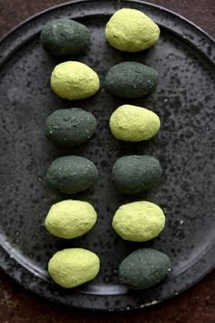 raw treats matcha green tea and green spirulina