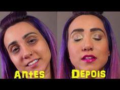 Maquiagem simples para o dia: Como disfarçar olheiras