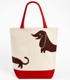 {Hot Dog Tote} fred flare