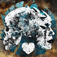 Album cover art by Jacob Bannon
