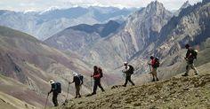 Trekking on Popular Trails in Ladakh