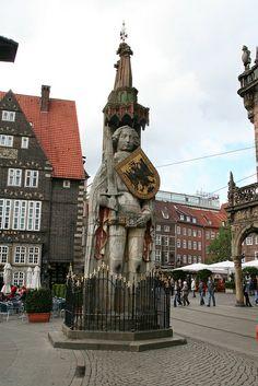 Roland, Bremen in Deutschland