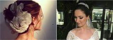 Penteado de Noiva | Encontre estilos diferentes de penteados para casamento, modelos para cabelos presos, soltos, curtos e longos. Encontre o look perfeito.