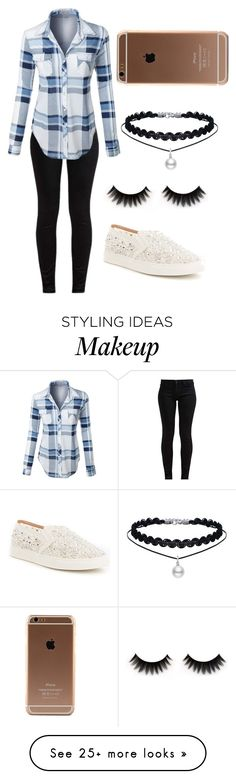"""Untitled #2248"" by aiag on Polyvore featuring 7 For All Mankind, LE3NO and Antonio Melani"