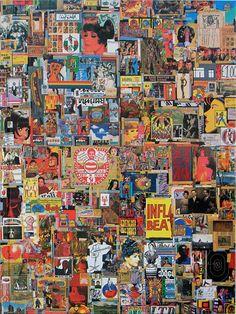 zenkei retrospective catalog 大竹伸朗 全景1955-2006」の展覧会図録