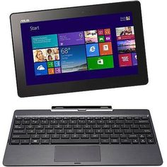 4 Top Picks For Best Budget Laptops- Image: ASUS Transformer Book, a laptop and tablet all in one device. Perfect for students and business travellers.