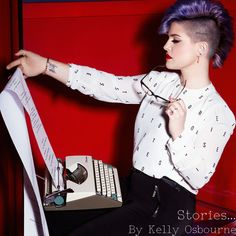 Be sure to shop the must-have Stories by Kelly Osbourne collection with shipping available to the UK, Australia, Mexico, & more!