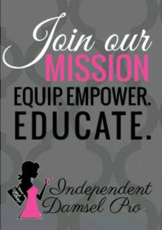Damsel in Defense is the BEST Company! These products attract women everywhere! join the mission and help save lives. Jin, Safety Dance, Damsel In Defense, Self Defense Moves, Identity Theft Protection, Pure Romance, Save Life, Good Company, Women Empowerment