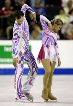 The 10 Worst Olympic Figure Skating Costumes Of All Time