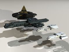 stargate ships | SG Size Chart 2 by Mallacore