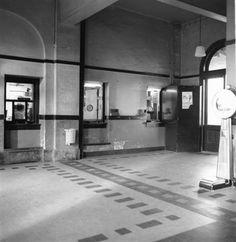 station Steenwijk interieur Holland, The Nederlands, The Netherlands, Netherlands