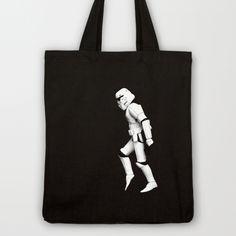 Stormwalking Tote Bag